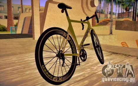 GTA 5 Whippet Race Bike для GTA San Andreas вид слева