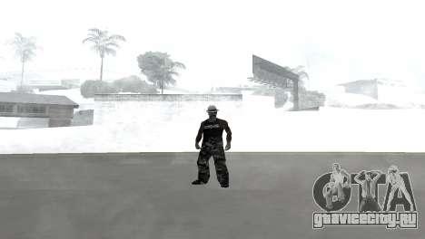 Скин пак для банды Rifa для GTA San Andreas третий скриншот