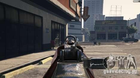 .30 Cal M1 Carbine Rifle для GTA 5 седьмой скриншот