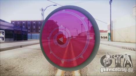 Steven Shield from Steven Universe для GTA San Andreas