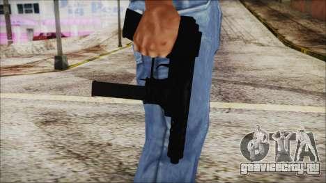 TEC-9 ACU для GTA San Andreas третий скриншот