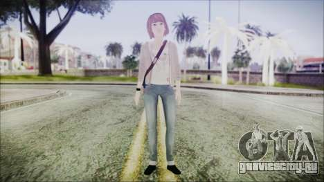 Life is Strange Episode 2 Max для GTA San Andreas второй скриншот