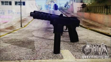 TEC-9 для GTA San Andreas