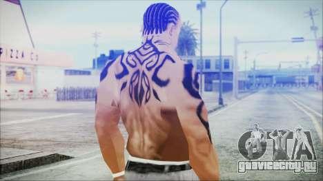 Blade Skin Pack для GTA San Andreas пятый скриншот