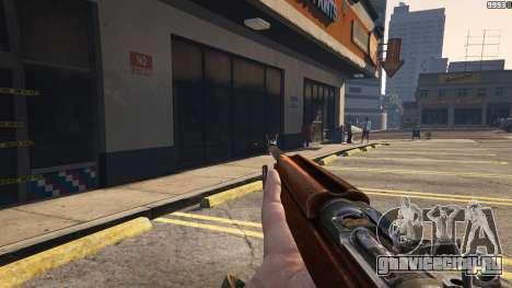 .30 Cal M1 Carbine Rifle для GTA 5 восьмой скриншот