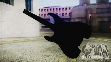 Steinberger GM2S Rhoma Irama для GTA San Andreas третий скриншот