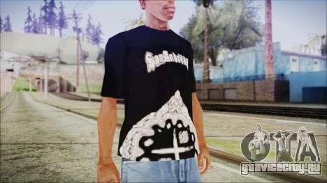 San Andreas T-Shirt для GTA San Andreas второй скриншот