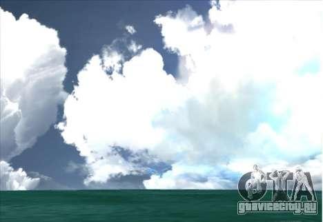 SkyBox and Lensflare для GTA San Andreas третий скриншот