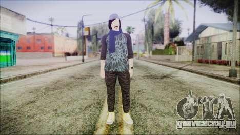 GTA Online Skin 18 для GTA San Andreas второй скриншот