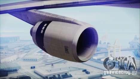 Lockheed L-1011 Tristar American Airlines для GTA San Andreas вид справа