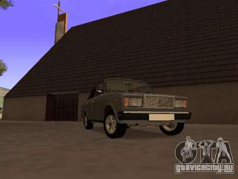 ВАЗ 2107 by Liksan v0.3 для GTA San Andreas