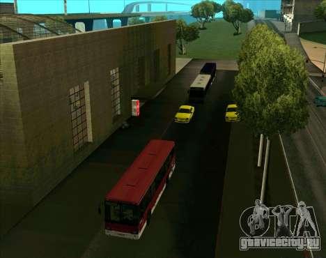 Припаркованный транспорт для GTA San Andreas четвёртый скриншот