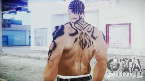 Blade Skin Pack для GTA San Andreas шестой скриншот