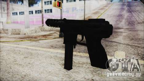 TEC-9 ACU для GTA San Andreas второй скриншот