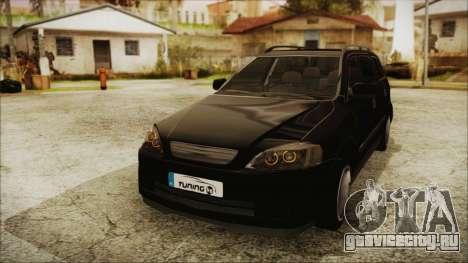 Opel Astra G Caravan Edition для GTA San Andreas