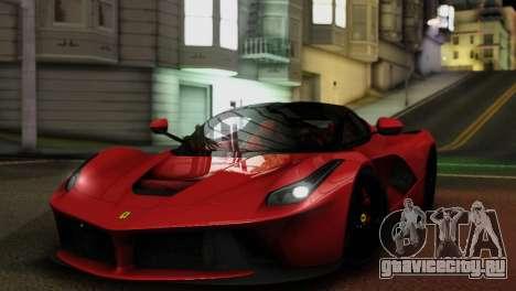 Fran Art ENB .iCEnhancer. для GTA San Andreas третий скриншот
