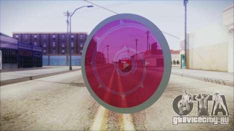 Steven Shield from Steven Universe для GTA San Andreas второй скриншот