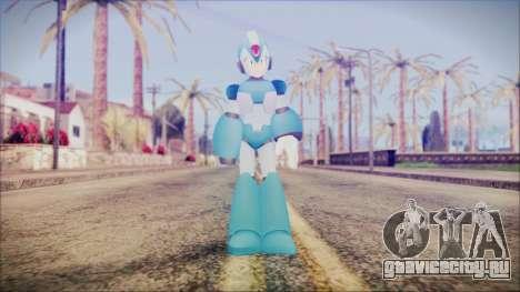 Marvel vs Capcom 3 Megaman для GTA San Andreas второй скриншот