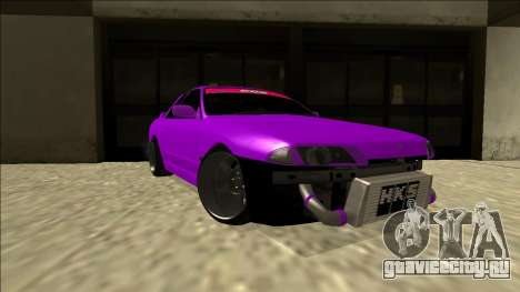 Nissan Skyline R32 Drift для GTA San Andreas вид справа