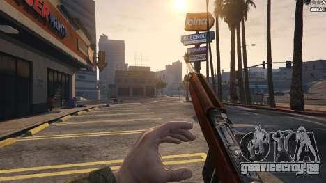 .30 Cal M1 Carbine Rifle для GTA 5 пятый скриншот