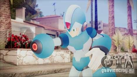 Marvel vs Capcom 3 Megaman для GTA San Andreas