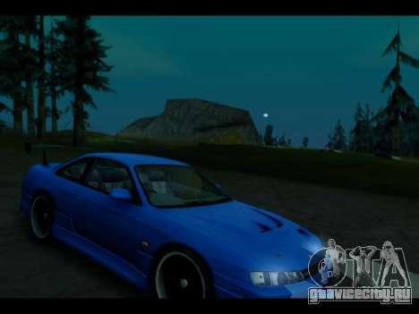 ENB S-G-G-K для GTA San Andreas второй скриншот