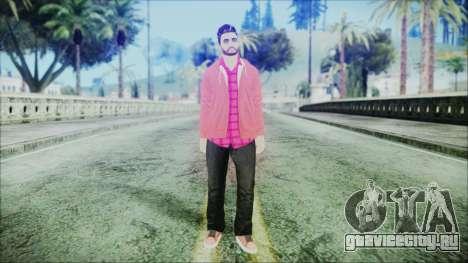 GTA Online Skin 26 для GTA San Andreas второй скриншот