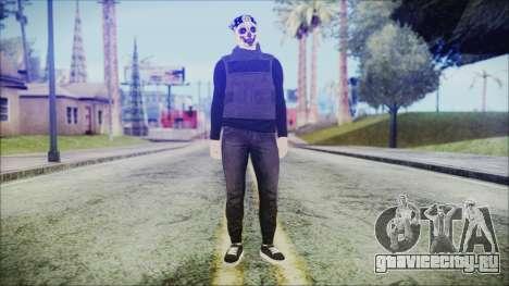 GTA Online Skin 59 для GTA San Andreas второй скриншот