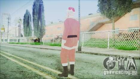 GTA 5 Santa для GTA San Andreas третий скриншот