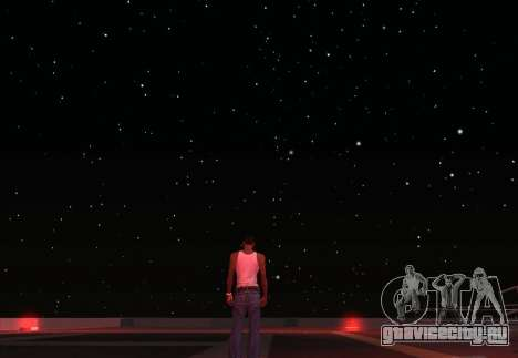 SkyBox and Lensflare для GTA San Andreas пятый скриншот