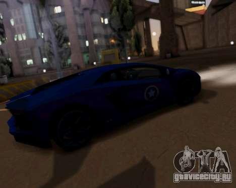 Amazing Camera для GTA San Andreas третий скриншот