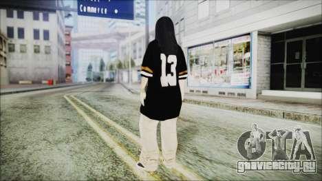 Una Chola для GTA San Andreas третий скриншот