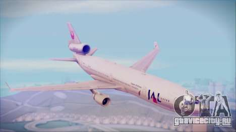 McDonnell-Douglas MD-11 Japan Airlines для GTA San Andreas
