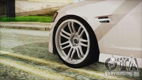 Chevrolet Lumina 2009 для GTA San Andreas вид сзади слева