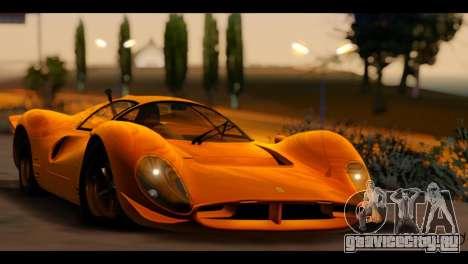 Summer Paradise v0.248 V2 для GTA San Andreas второй скриншот