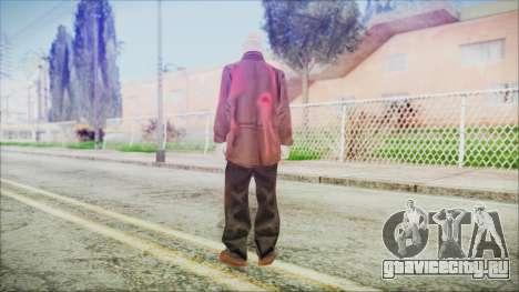 Jason Voorhes для GTA San Andreas третий скриншот