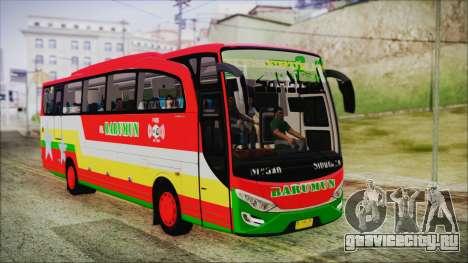Bus Pt.BARUMUN Sibuhuan для GTA San Andreas