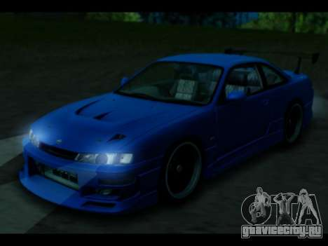 ENB S-G-G-K для GTA San Andreas