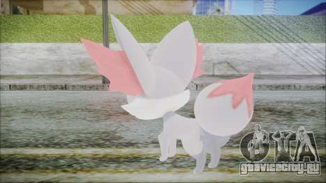 Fennekin Shiny (Pokemon XY) для GTA San Andreas третий скриншот
