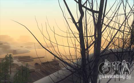 Winter Vacation 2.0 SA-MP Edition для GTA San Andreas пятый скриншот