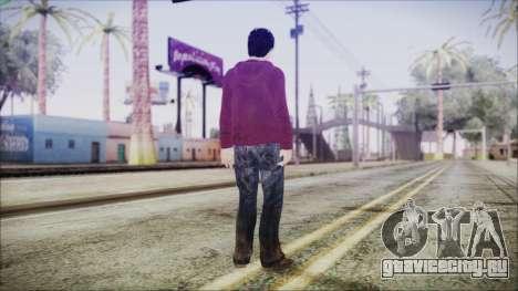 Harry Potter для GTA San Andreas третий скриншот