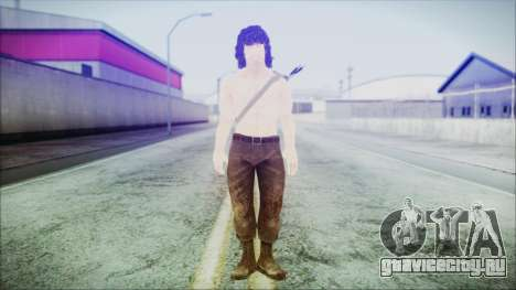 Rambo для GTA San Andreas второй скриншот