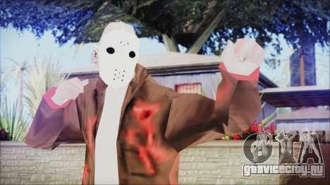 Jason Voorhes для GTA San Andreas