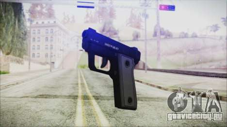 GTA 5 SNS Pistol - Misterix 4 для GTA San Andreas