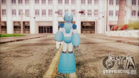 Marvel vs Capcom 3 Megaman для GTA San Andreas третий скриншот