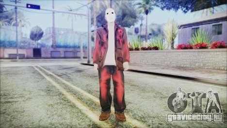 Jason Voorhes для GTA San Andreas второй скриншот