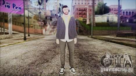 GTA Online Skin 13 для GTA San Andreas второй скриншот