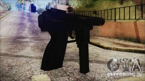 TEC-9 для GTA San Andreas второй скриншот