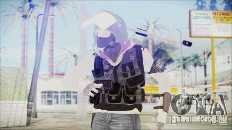 Rainbow Six Siege GSG9 IQ для GTA San Andreas