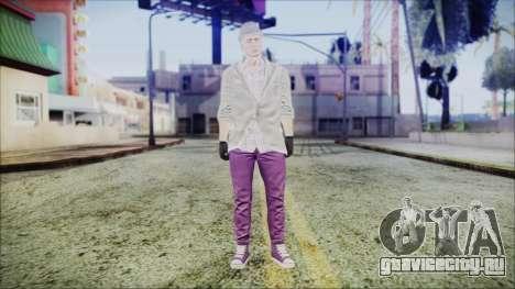 GTA Online Skin 7 для GTA San Andreas второй скриншот